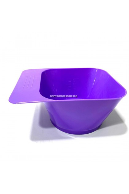 COLORING DYE MIXING TINT BOWLS (ASSORTED COLORS)