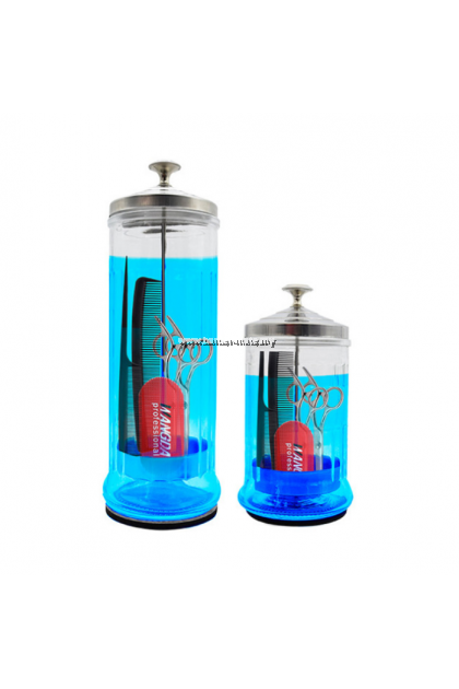 GLASS DISINFECTING JAR FOR STERILIZING TOOL (JAR ONLY)