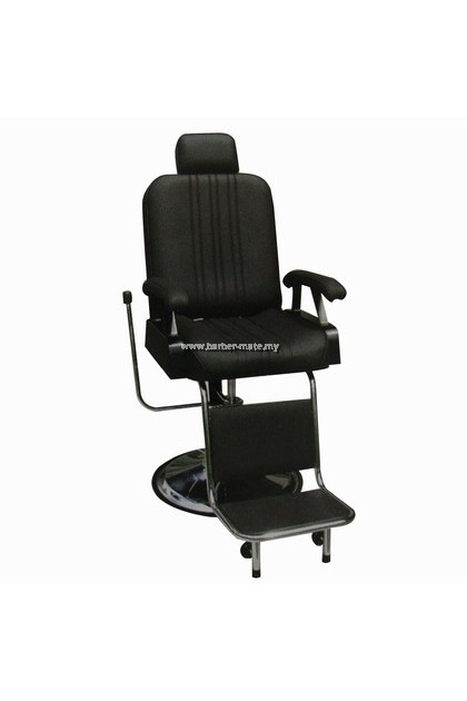 380D BARBER CHAIR (NON  HYDRAULIC)